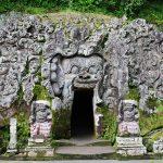 goa gajah temple - BALI VOLCANO TREKKING